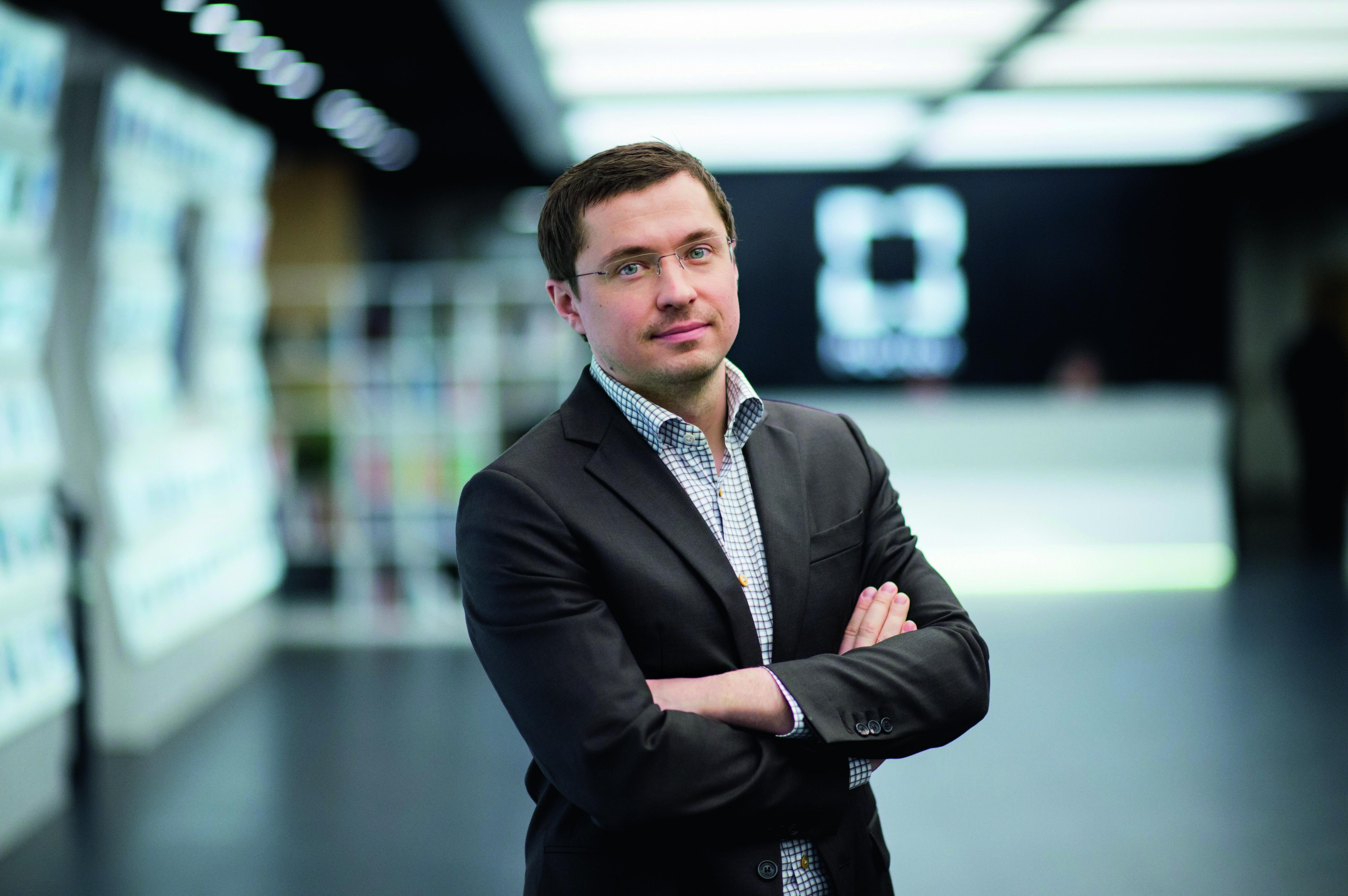 Vasili Brovko, presidente del Consejo del CNI y Director de Asignaciones Especiales de Rostec