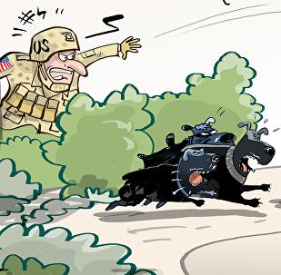 Daesh, el 'perro de presa' de EEUU
