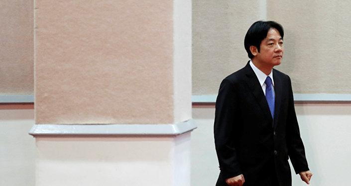 El primer ministro de Taiwán, Lai Ching-te