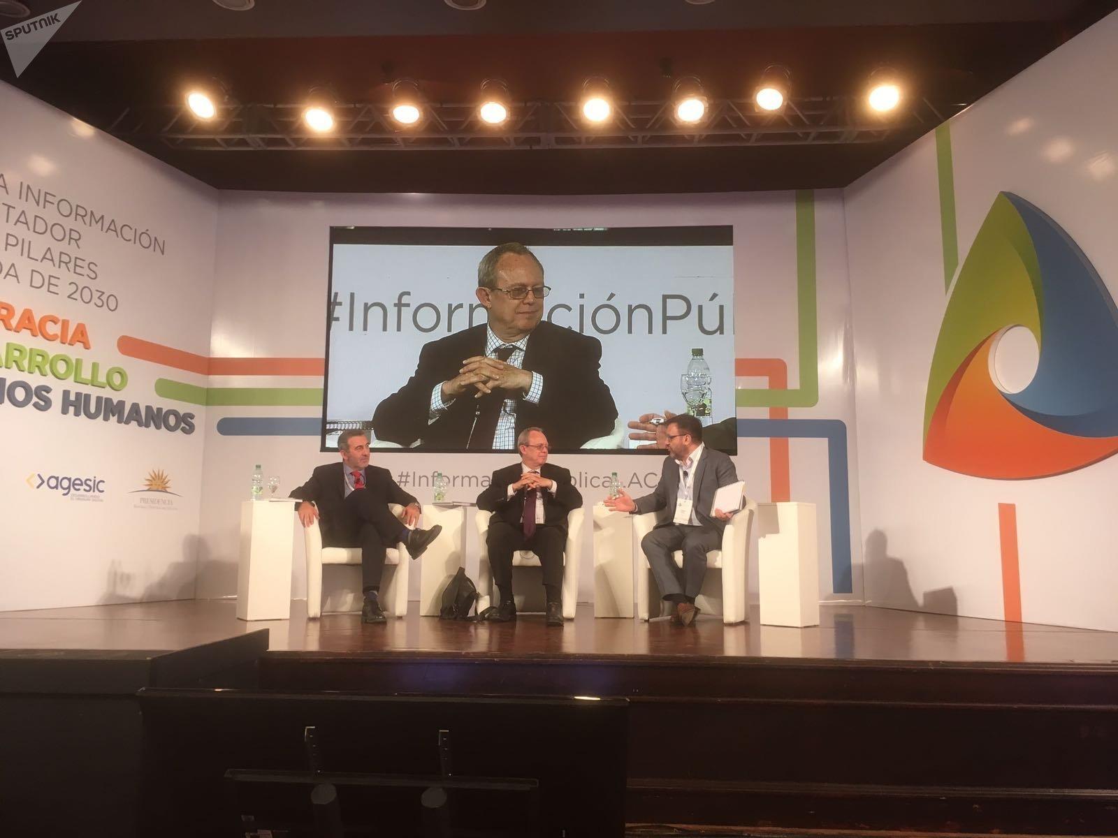 Cierre de la actividad de la UNESCO en Montevideo sobre Transparencia e Información Pública