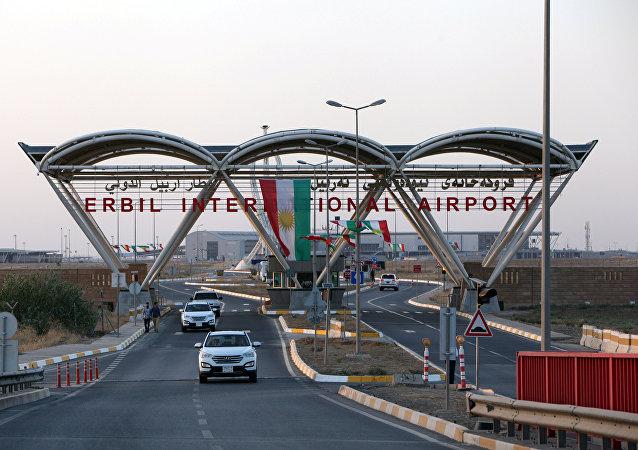 Aeropuerto de Erbil, Irak