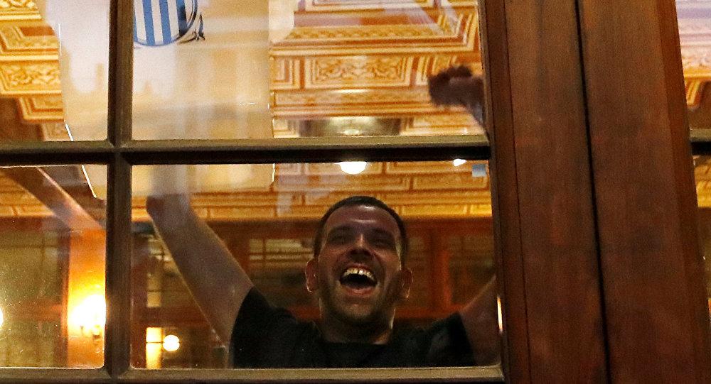 Empieza la votación en el referéndum independentista de Cataluña