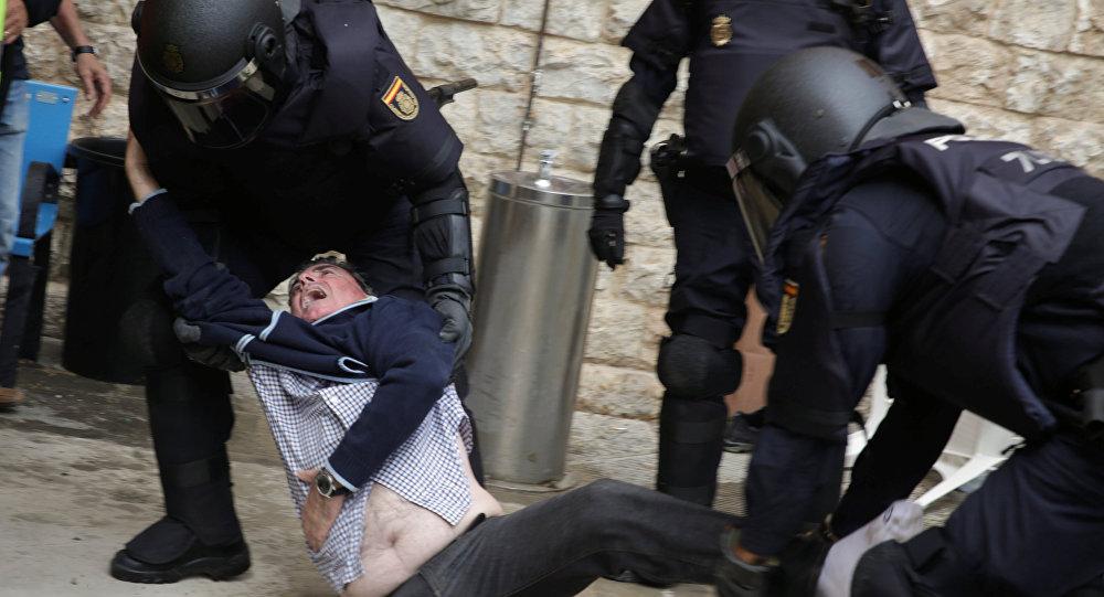 Situación en Barcelona, Cataluña (imagen ilustrativa)