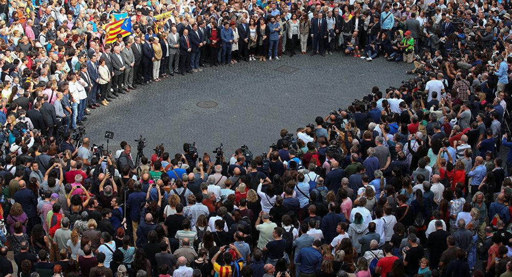 Unión Europea descartó posible mediación entre Madrid y Cataluña
