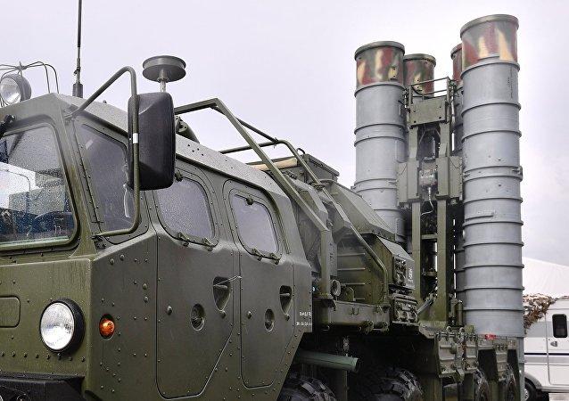 Sistema S-400 Triumf