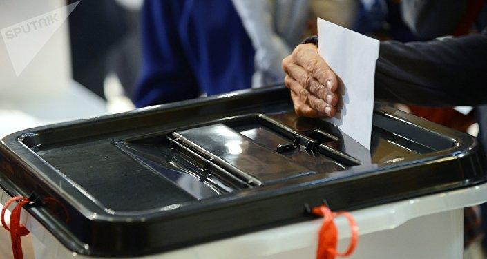 Referéndum en Cataluña (archivo)