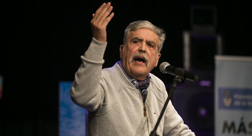 Julio de Vido, exministro de Planificación argentino