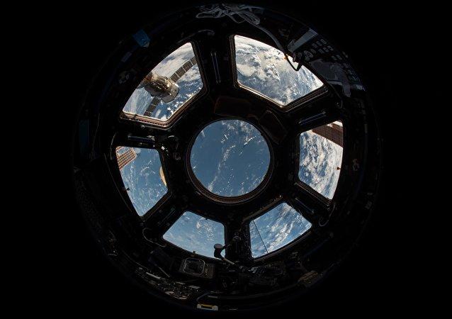 Estación Espacial Internacional (EEI) (imagen referencial)