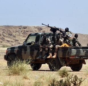 Ejército de Nigeria (Archivo)