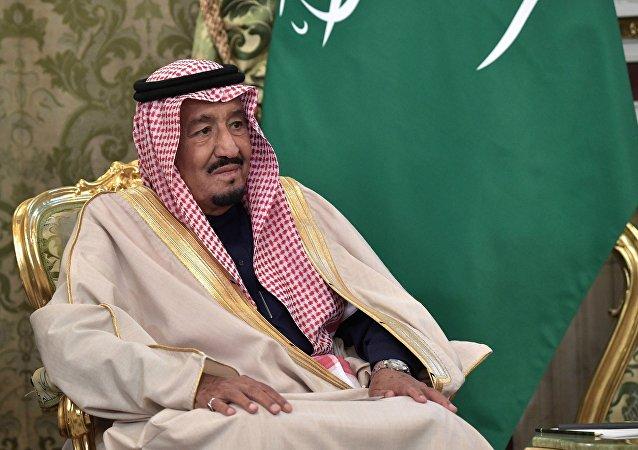 Salman bin Abdulaziz, el rey de Arabia Saudí (archivo)