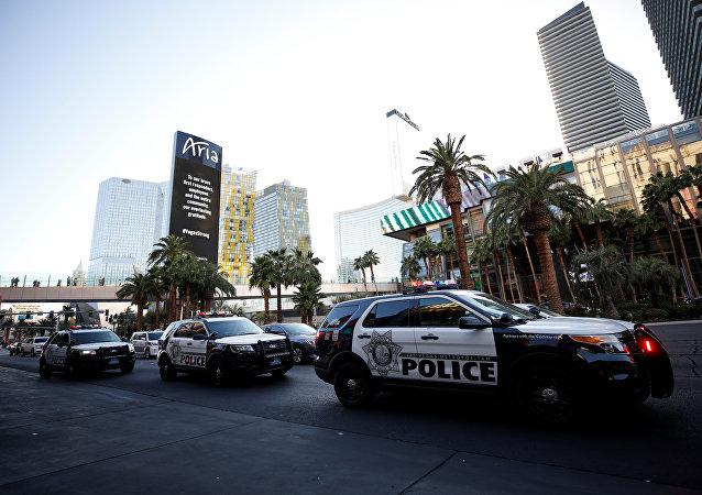 Policía de Las Vegas, EEUU