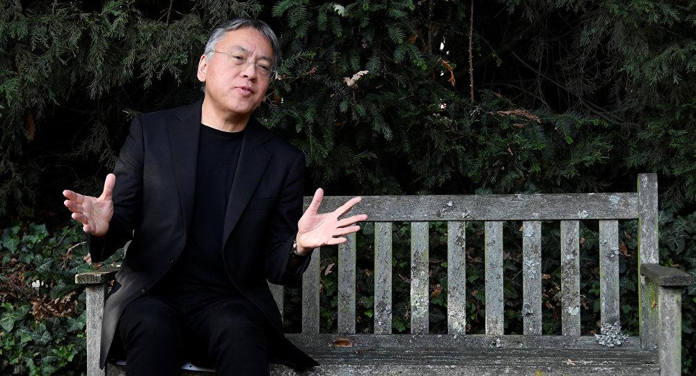 Kazuo Ishiguro, escritor británico de origen japonés (archivo)