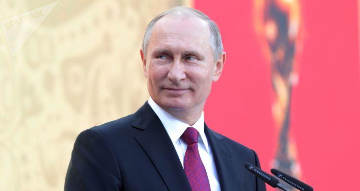 Vladímir Putin cumple 65 años