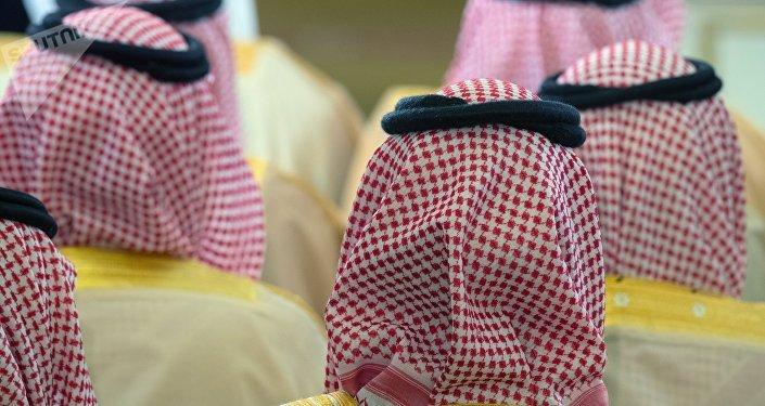 Delegación de Arabia Saudí (imagen referencial)