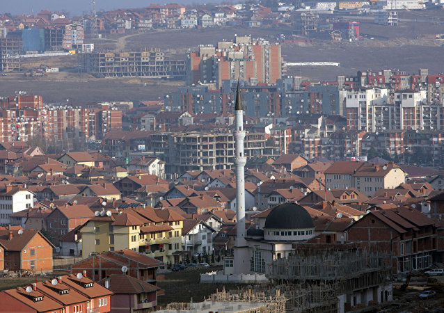 Pristina, capital de Kosovo (archivo)