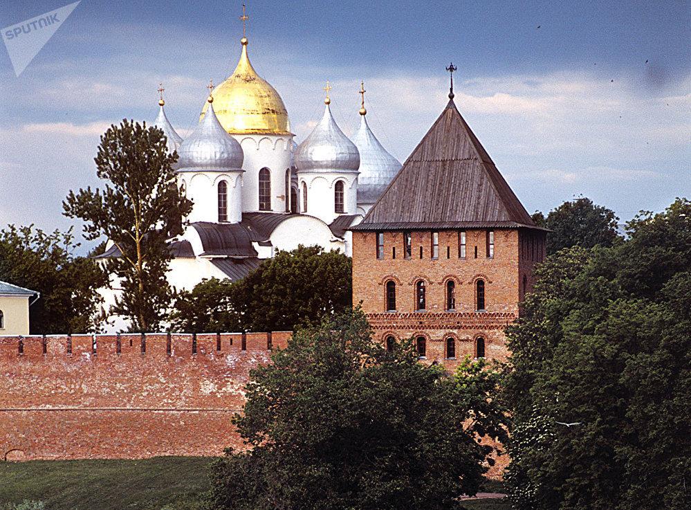 Kremlin de Veliki Novgorod