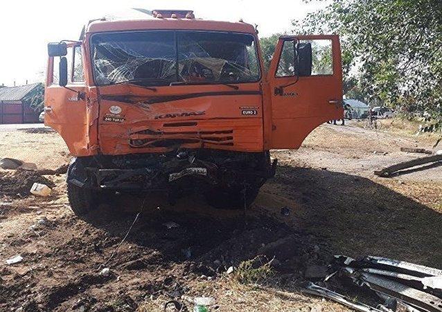Muere el vice primer ministro de Kirguistán en un accidente de tráfico