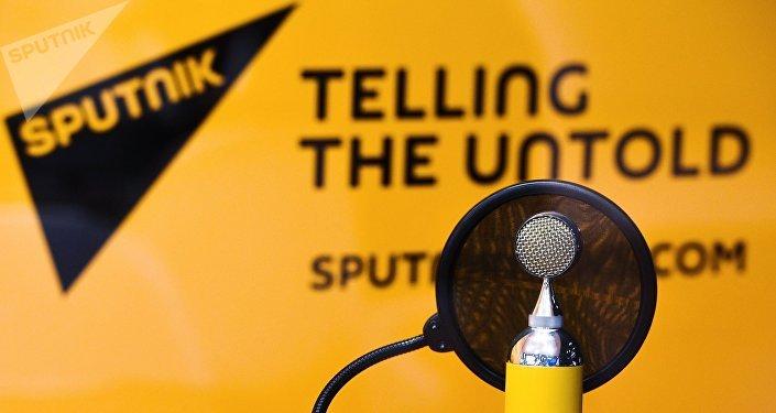 Un estudio de Radio Sputnik (archivo)