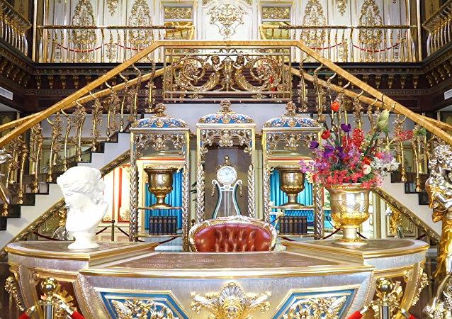 Empresario chino se hace con su propio Palacio de Versalles