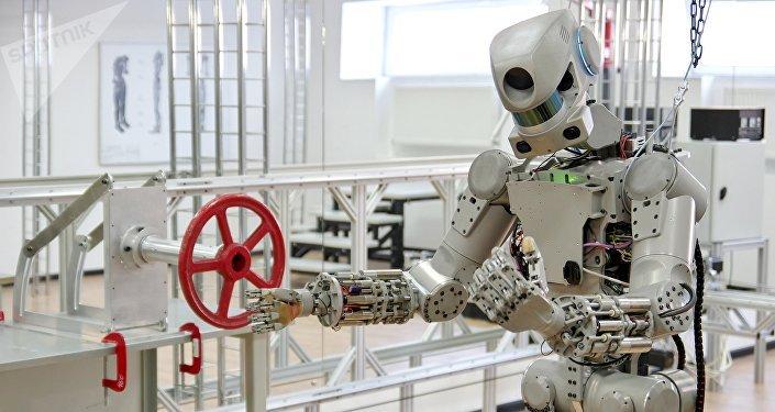 Fedor, el robot