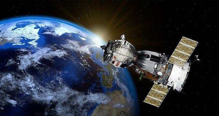Nave espacial rusa Soyuz