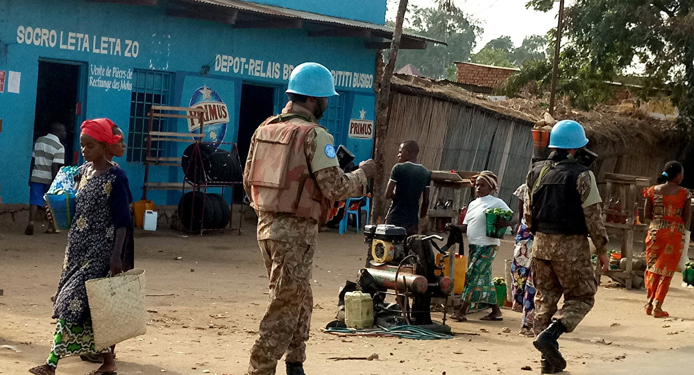 Atacan base de Naciones Unidas en este congoleño
