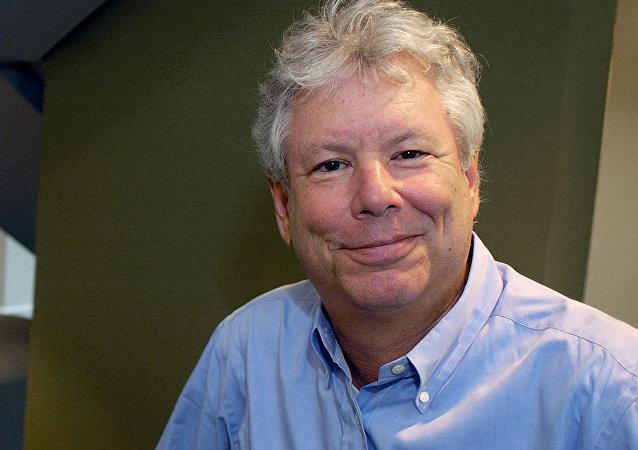 El economista estadounidense Richard H. Thaler