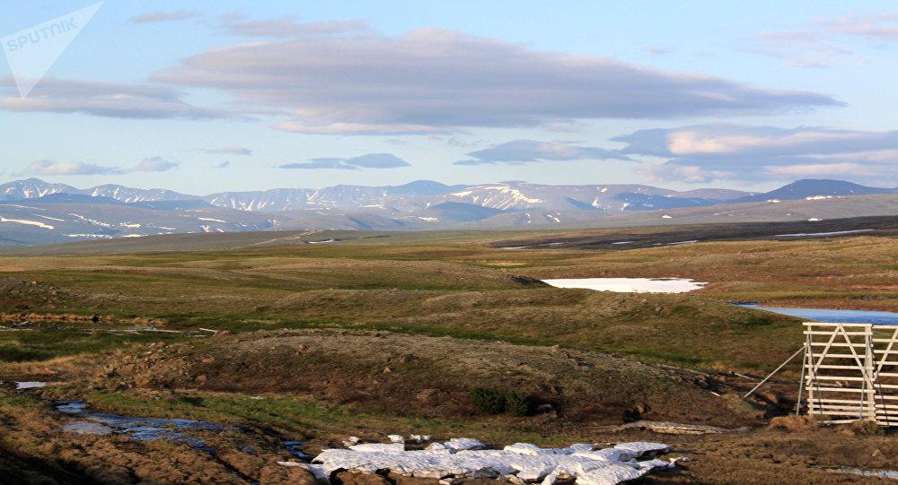 Montes Urales (imagen referencial)