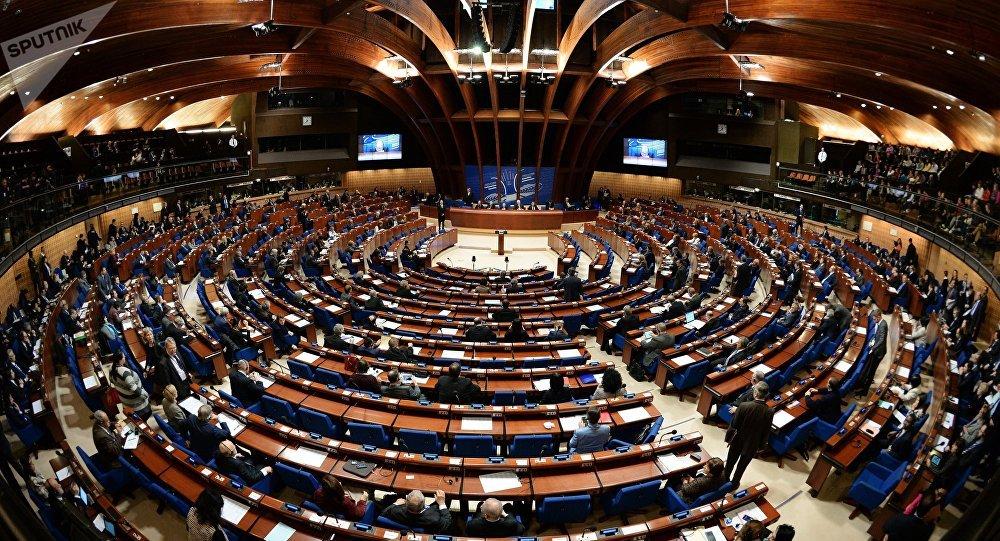 El Parlamento del Consejo de Europa (archivo)