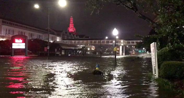 Huracán 'Ofelia' podría impactar en Europa en los próximos días