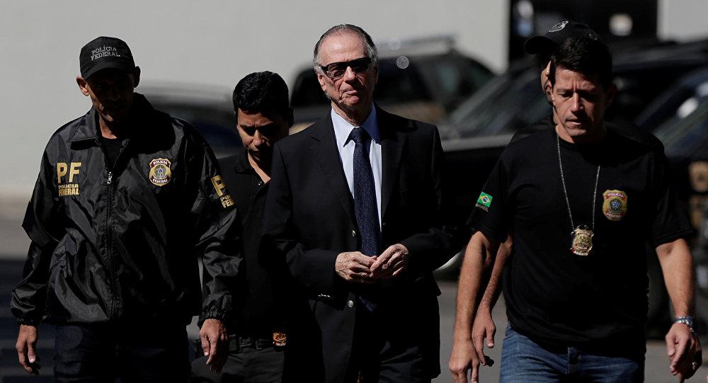 Juez brasileño extiende arresto de jefe de Comité Olímpico local