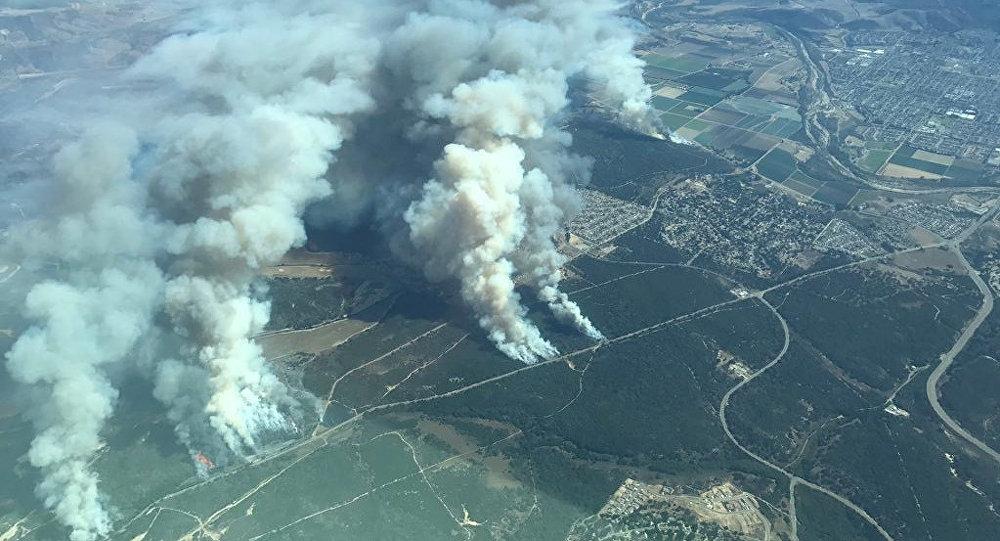 Resultado de imagen para muertos por los incendios en California