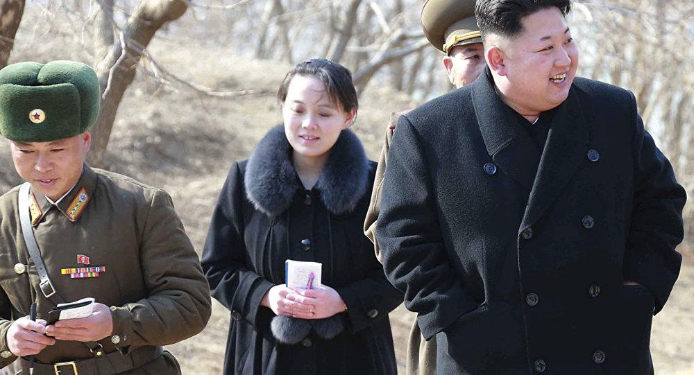 Kim Yo-jong, la hermana menor de Kim Jong-un