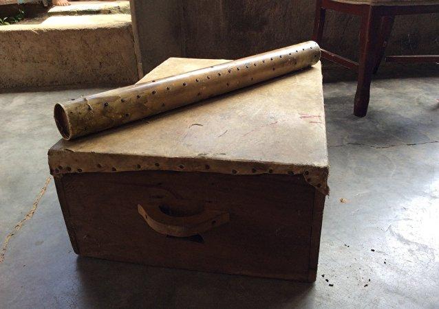 Instrumentos rudimentarios de Guerrero