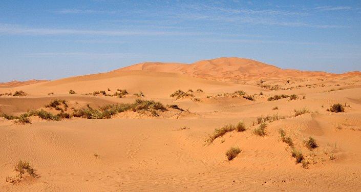 El desierto Sáhara