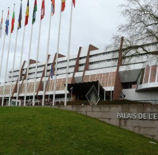 La sede de la PACE en Estrasburgo, Francia