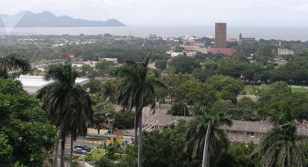 Managua, la capital de Nicaragua