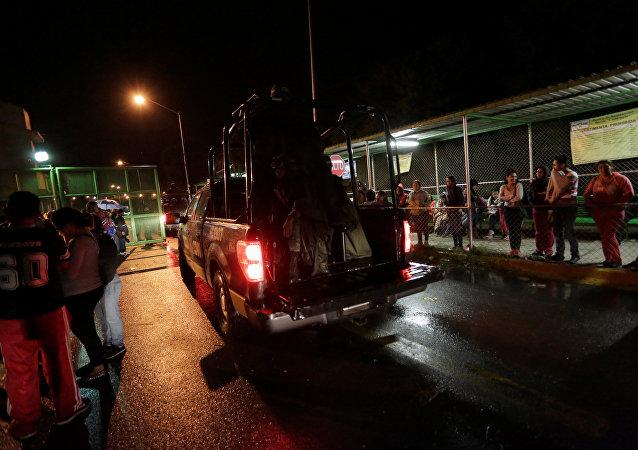 Situación en el penal de Cadereyta, Nuevo León, México