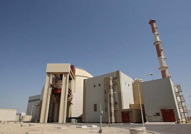 Planta nuclear en Irán (archivo)