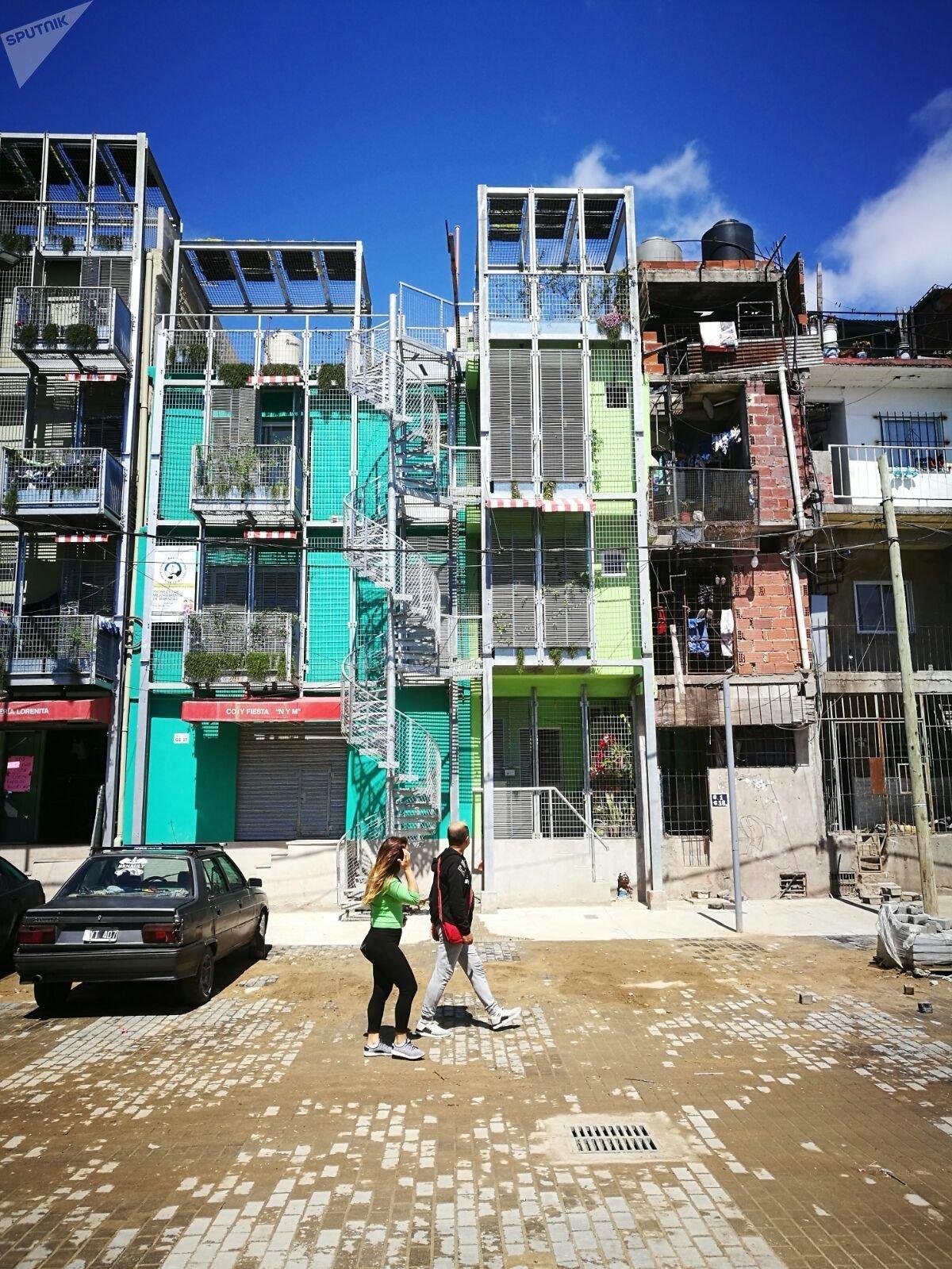 De villa 31 a barrio 31 el audaz proyecto de integraci n for Villas en buenos aires