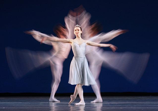 Ballet ruso (imagen referencial)
