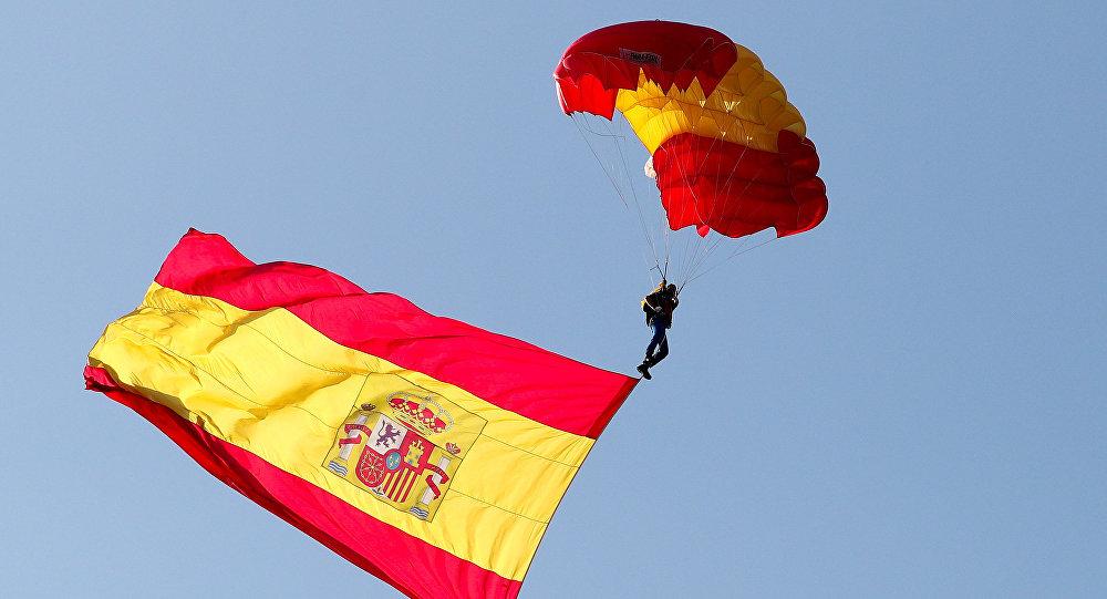 España celebra su fiesta nacional marcada por la crisis en Cataluña