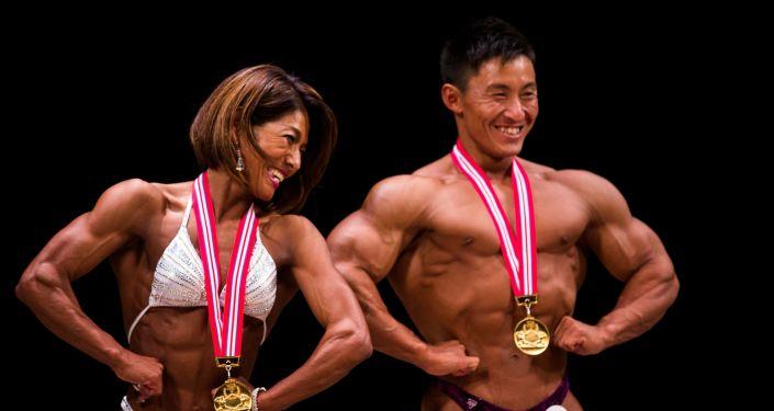 ¡Que te sirva de motivación! Las y los mejores culturistas de Japón