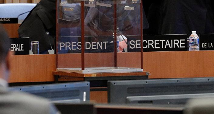 Urna vacía en las elecciones de la Unesco