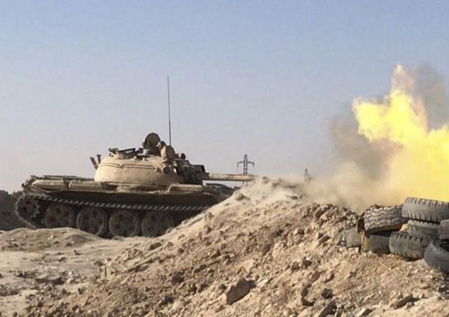 Los pormenores de la ofensiva del Ejército sirio sobre las posiciones de Daesh
