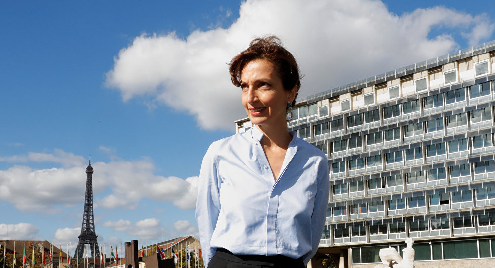 Audrey Azoulay, nueva directora general de la Unesco