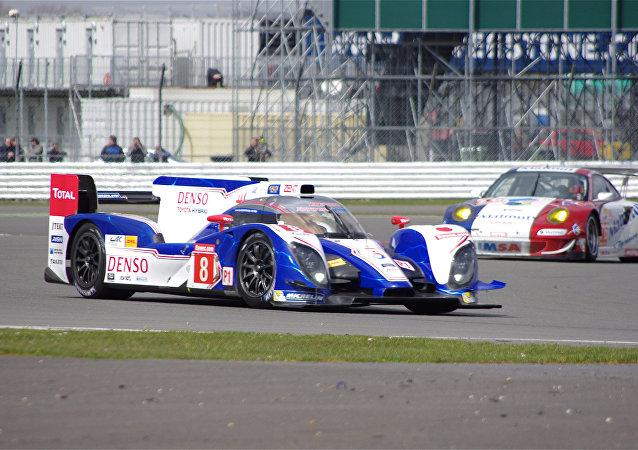 Toyota Hybrid en el Campeonato mundial de resistencia