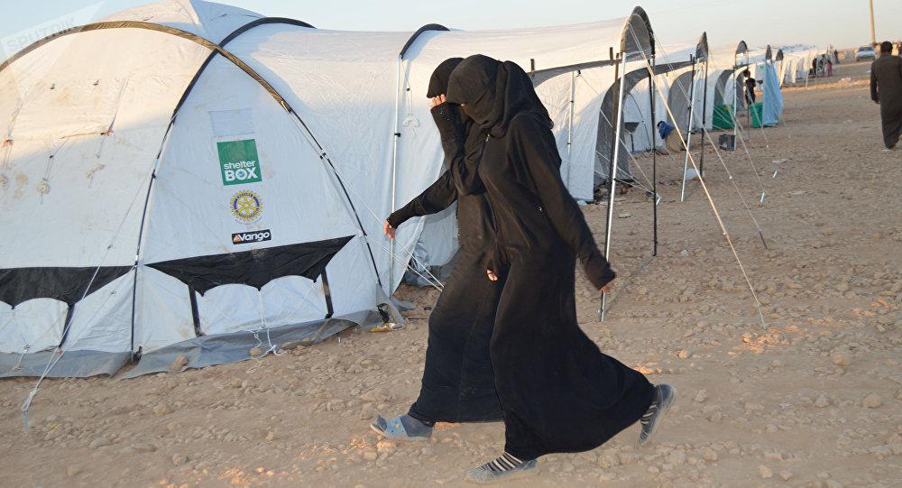 refugiados de Siria (imagen referencial)