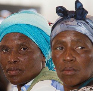 La población africana (imagen ilustrativa)