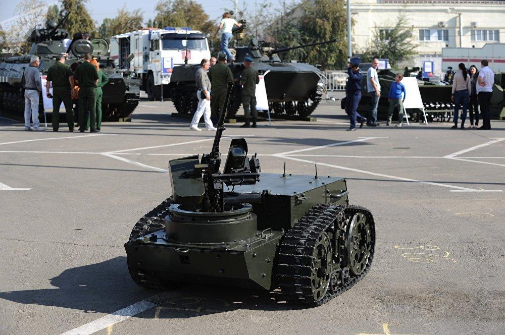Robot de combate Platforma-M
